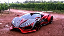 Inferno 1,400-hp hypercar preparing for production with $2.8M price tag