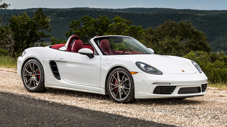 Review: 2017 Porsche 718 Boxster S