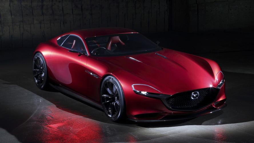Mazda RX still wrestling with rotary engine