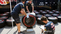 Pirelli reduces tyre pressures for Italian GP