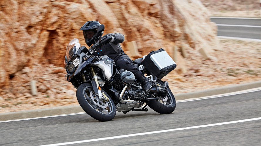 New 2017 BMW R 1200 GS gets minor updates (179 photos)