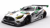 #50 Riley Motorsports Mercedes AMG GT3
