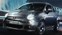 Fiat 500S (Euro-spec)
