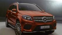 Mercedes-Benz GLS AMG Line