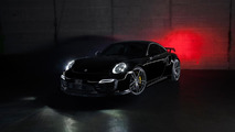 TechArt prepares the Porsche 911 Turbo for Essen with styling and power kits