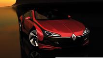Renault Fuego spiritual successor rendered, reminds us of BMW i8