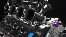Volvo Polestar Racing V8 Supercar engine