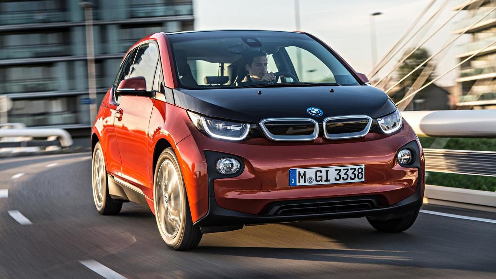 BMW i3 to gain a fuel cell variant - report