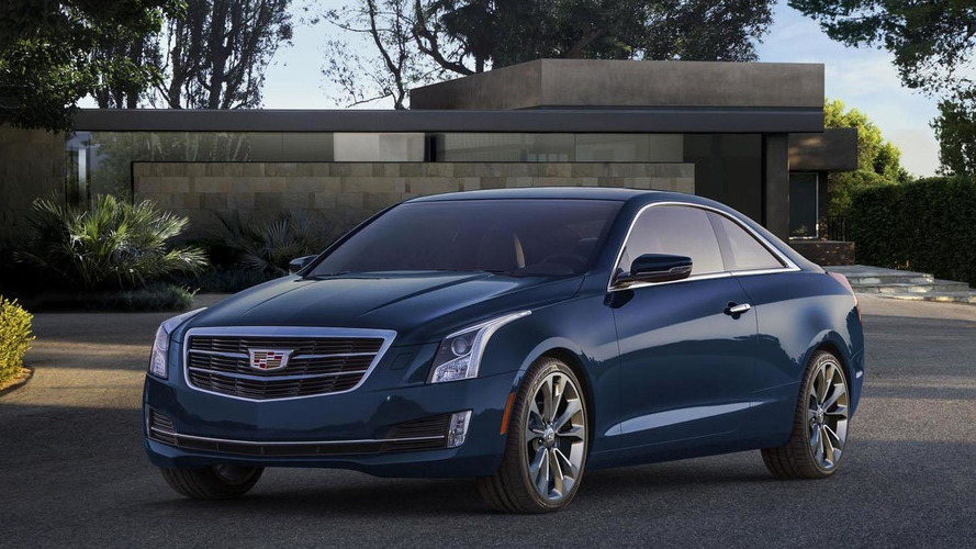 2015 Cadillac ATS Coupe pricing announced