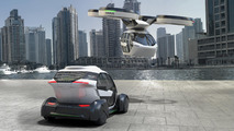 Genève 2017 - Pop.Up, la voiture volante selon Airbus