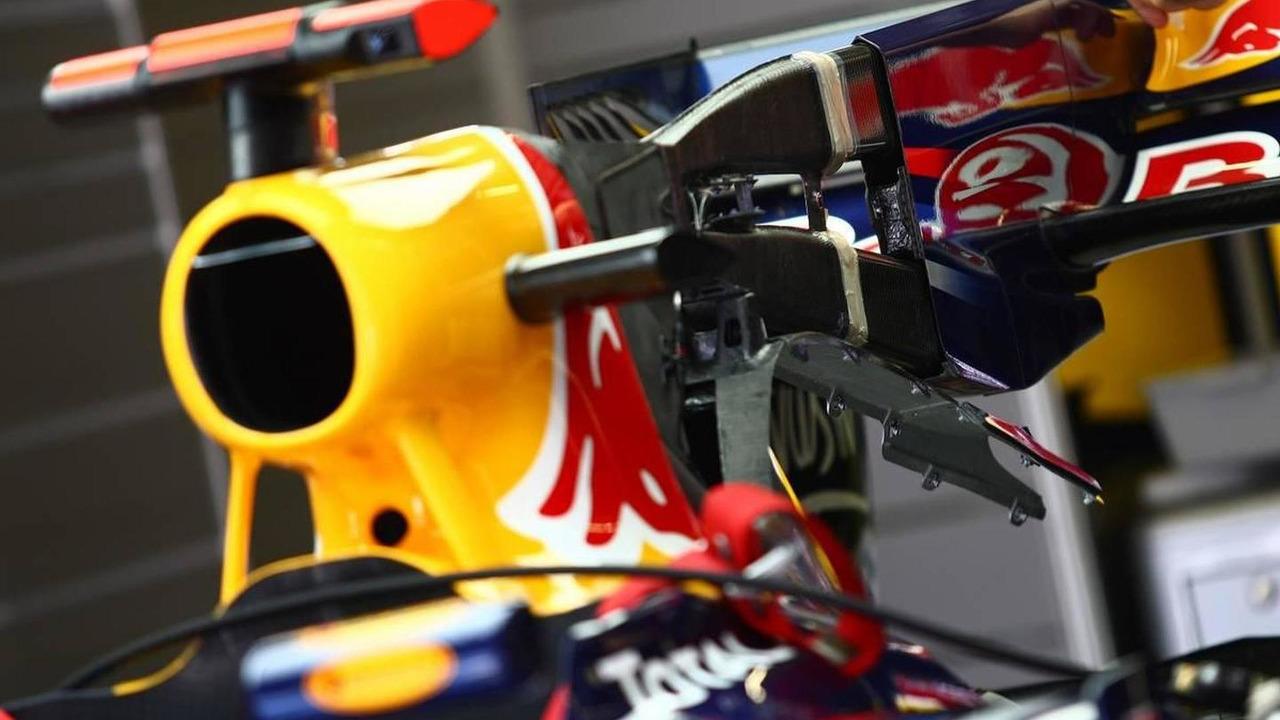 Red Bull F-Duct system, Turkish Grand Prix, 28.05.2010 Istanbul, Turkey