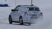 BMW i3 MegaCity vehicle first spy photos in Scandinavia, 08.03.2011