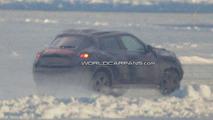 2011 Nissan Qazana Spied On Swedish Frozen Lake - 23.12.2009