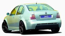 JMS presents facelift for the VW Bora IV