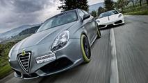 Alfa Romeo Giulietta G430 iMove by Marangoni - green tires