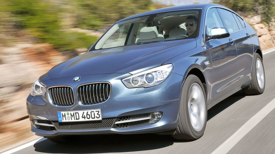 Entry Level BMW 5-Series GT Possible, but no 5er GT M