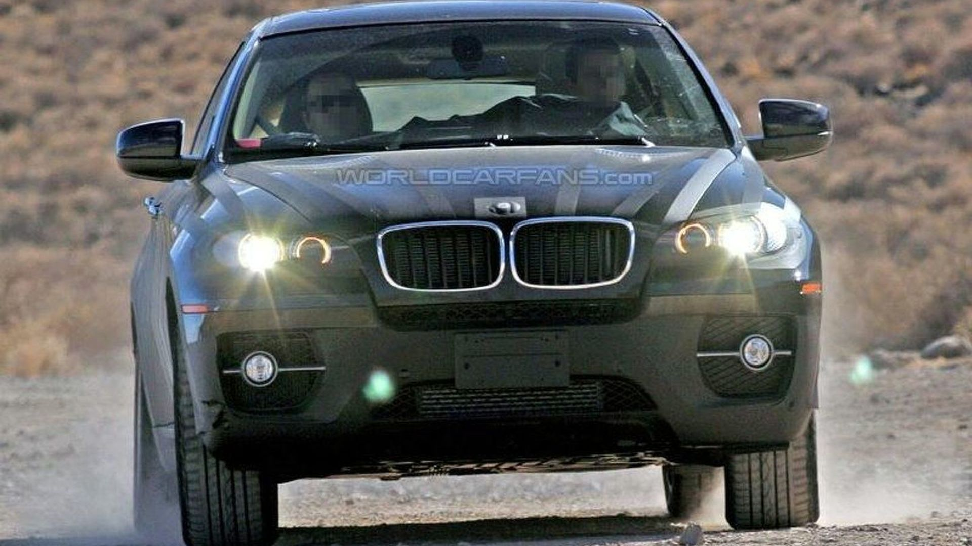 New BMW X6 Shows Front and Rear Design Ahead of Frankfurt Debut
