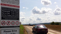 British businessman builds private toll road to avoid 14-mile detour