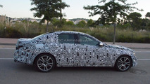 Next generation Mercedes-Benz E-Class spy photo