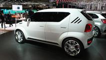Suzuki iM-4 Mini 4x4 Concept at 2015 Geneva Motor Show