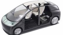Toyota 1/X Concept