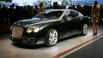 Bentley GTZ Zagato