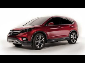 2012 Honda CR-V Concept Introduction
