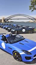 Jaguar F-Type Project 7 in Sydney
