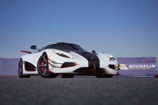 Koenigsegg Has Plans to Break the Nurburgring Lap Record