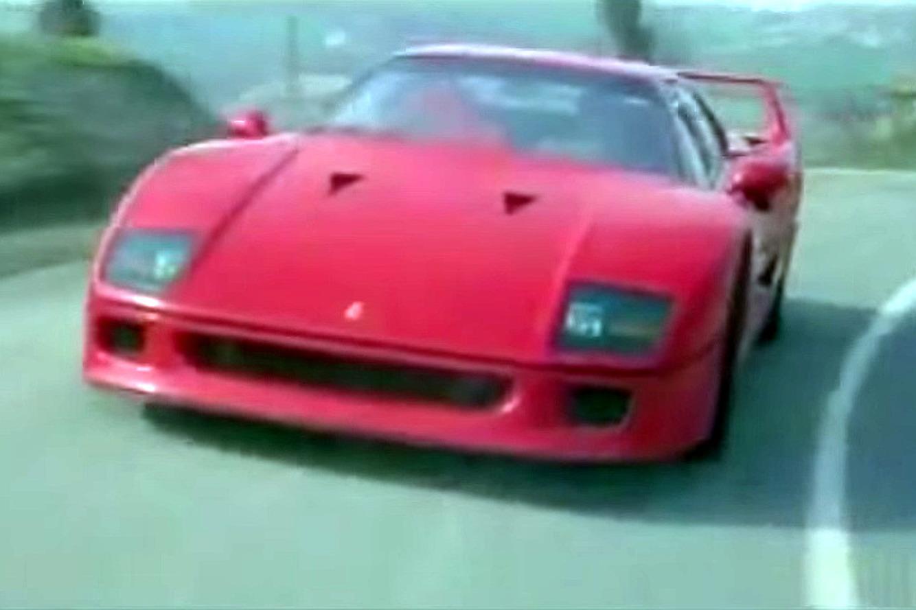 F40 Promo Video is a Must-Watch for Ferrari Fans [video]