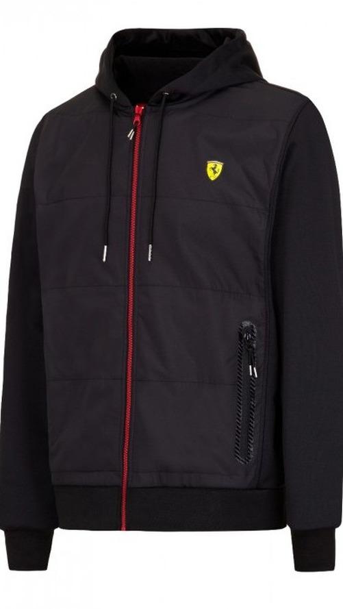 Scuderia Ferrari 2016 full-zip woven