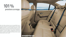 BMW 3 Series E90 leaked Slovenian brochure 2004