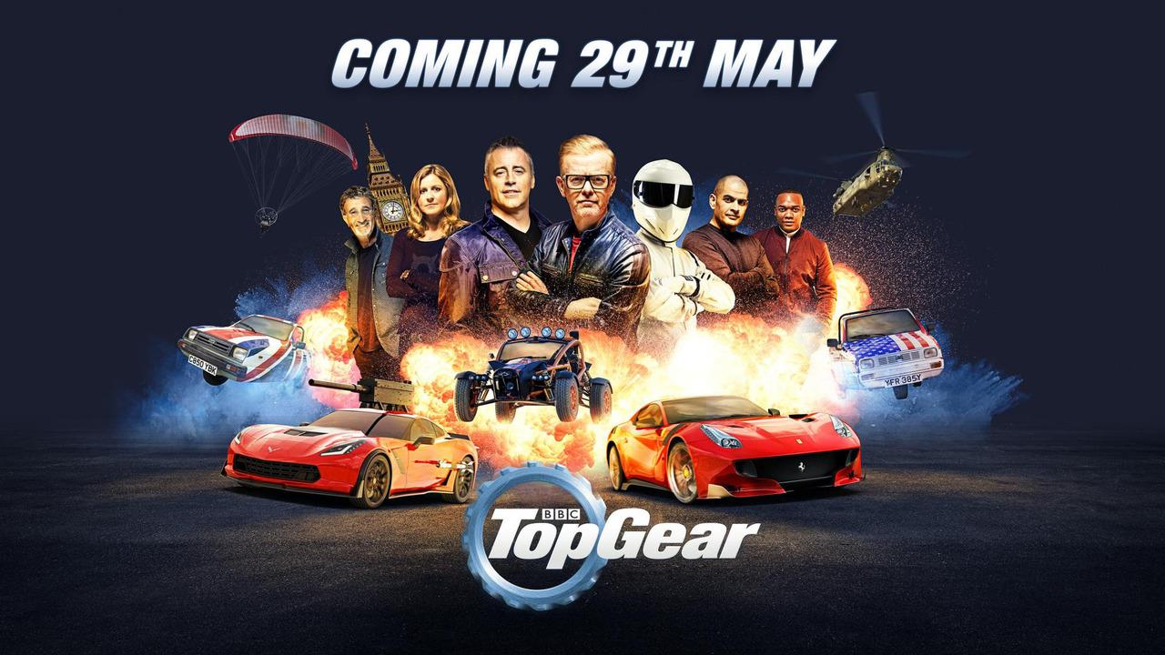 Top Gear TV promo