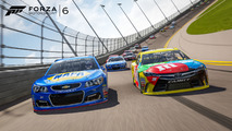 NASCAR Expansion lets you trade paint in Forza Motorsport 6