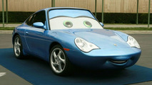 Life-Size Lightning McQueen to be Displayed at London Motor Show