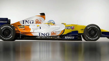 Renault F1 Launches Its 2008 Challenger