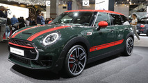 Mini Clubman JCW says bonjour from Paris with AWD and 228 hp