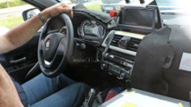 2018 BMW 3-Series prototype shows off unfinished interior