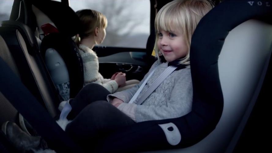 Vidéo - Volvo lance une nouvelle génération de sièges auto