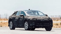 Faraday Future Test Mule Spy Pics
