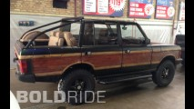 Preval Range Rover Conversion