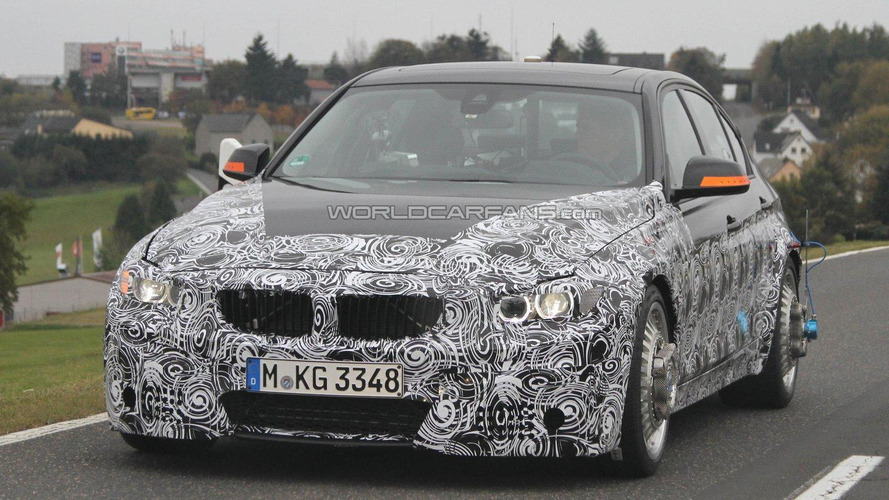 2014 BMW M3 to feature a 3.2-liter inline six-cylinder engine - report