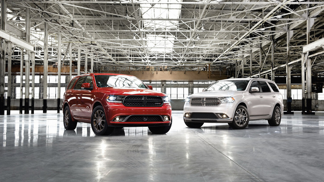 2016 Dodge Durango Brass Monkey and Anodized Platinum