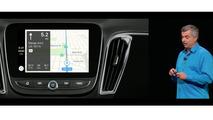 Apple CarPlay navigation updated, adds more traffic info