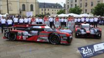 #7 Audi Sport Team Joest Audi R18