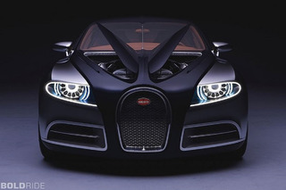 We Might Get a Four-Door Bugatti After All
