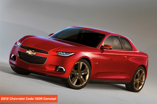 Future Rides: Chevrolet Tru 140S and Code 130R