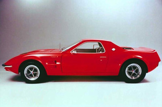 Mustang Mach II: The Two-Seater That Almost Was
