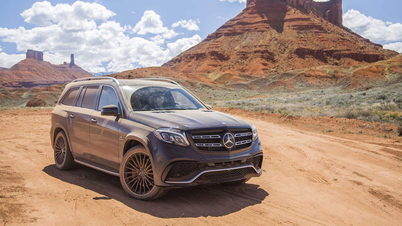 Review 2017 Mercedes Amg Gls63