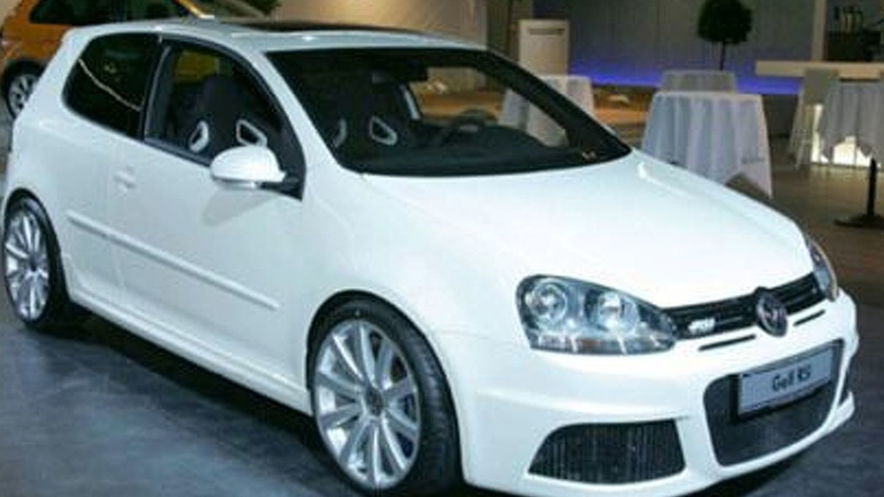 VW Golf RSI Sneak Peak